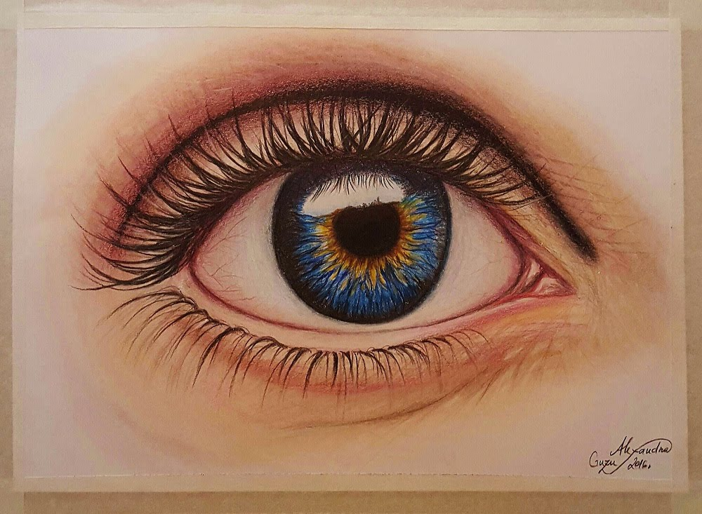 Realistic Eye Pencil Drawing At Getdrawings Free For Personal