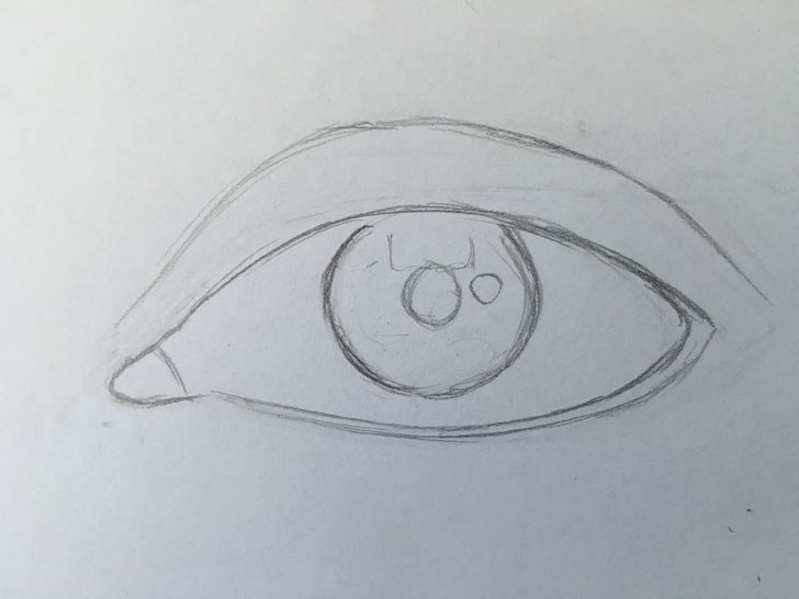 728x546 How To Draw An Eye In Colored Pencil (With Pictures)