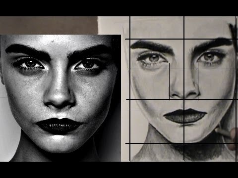 480x360 Easy Way To Draw A Realistic Face