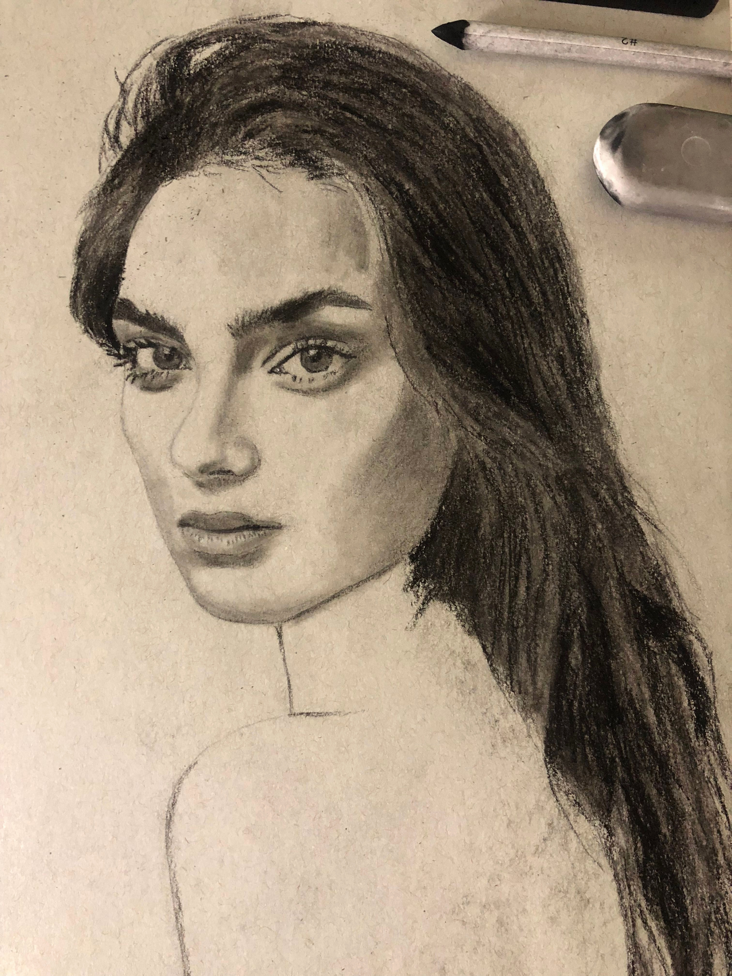 3024x4032 Face Drawing Images Best Of Drawing A Girl 3 Realistic Face