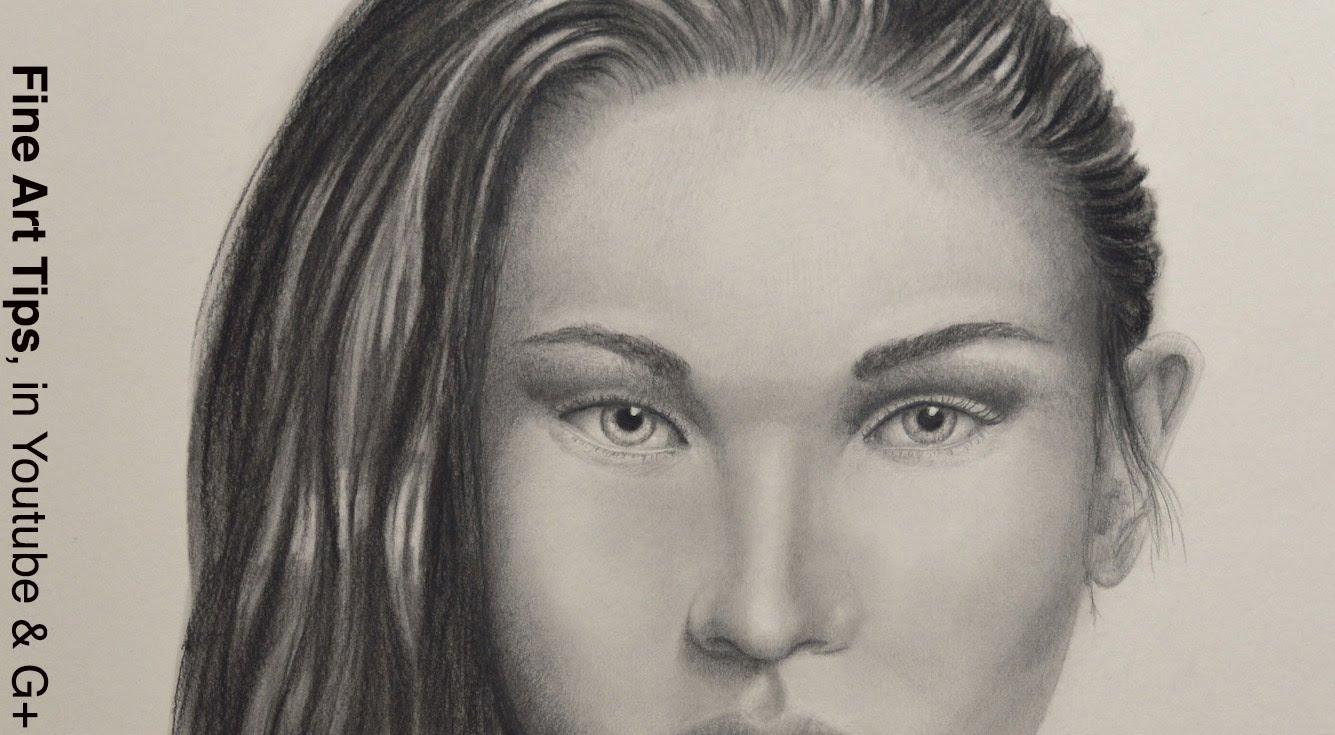 1335x735 How To Draw A Realistic Face