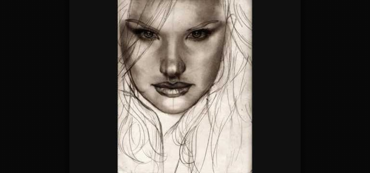 1280x600 How To Draw A Realistic Female Face Drawing Amp Illustration