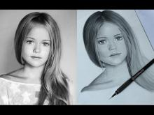220x165 How To Draw Face Step By Step. Drawings Ideas For Kids