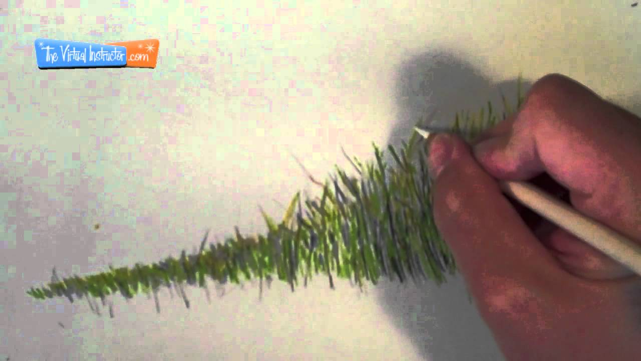 1280x720 How To Draw Grass