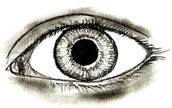 350x221 How To Draw Human Eyes