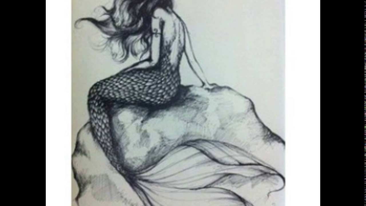 1280x720 Top 5 Best Realistic Mermaid Drawings