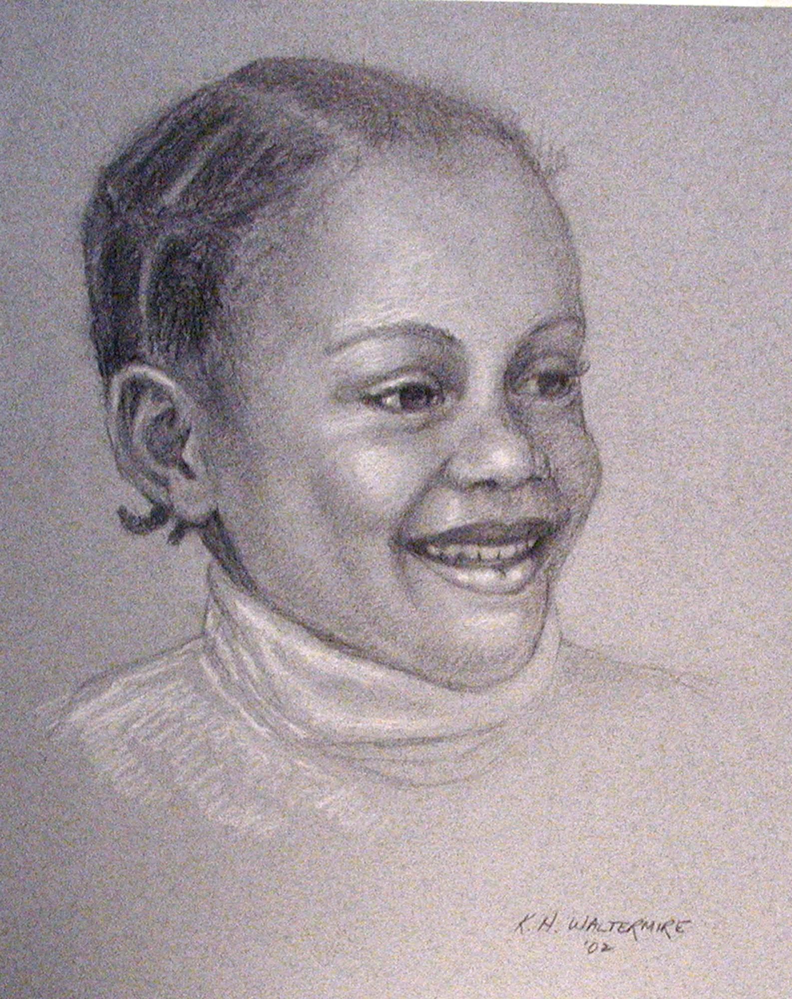 1586x2000 Portrait Drawing Beginner And Intermediate