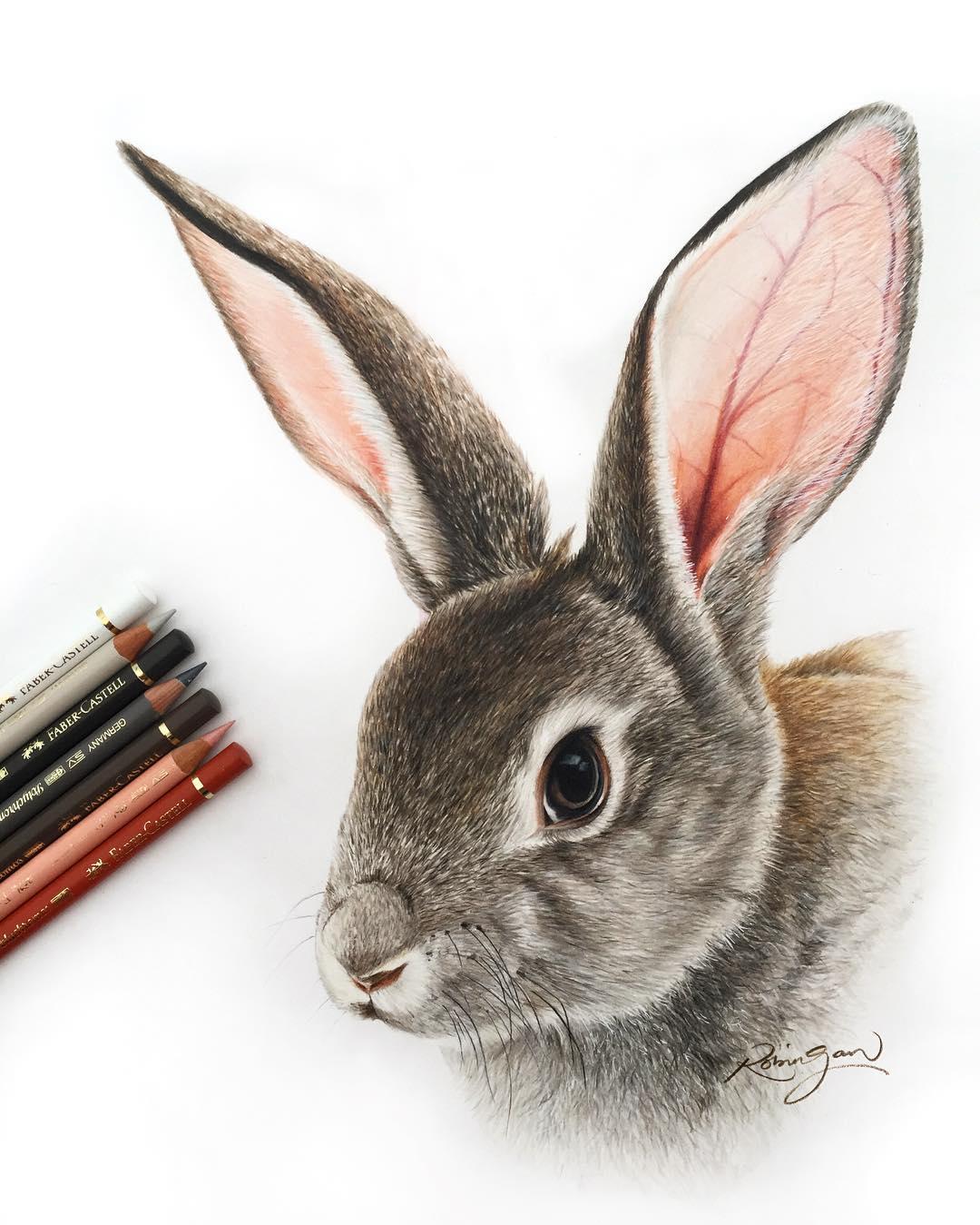 1080x1349 Incredible Photo Realistic Pencil Drawings By Robin Gan
