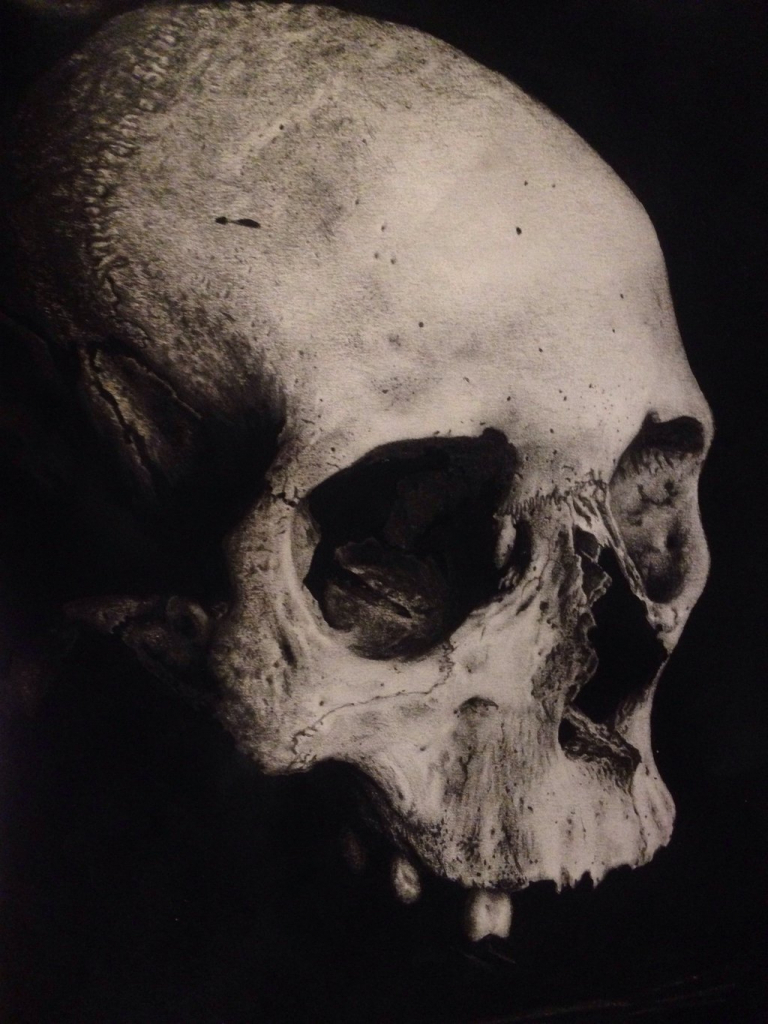 768x1024 Realistic Skull Drawing Realistic Skull Drawings How To Draw