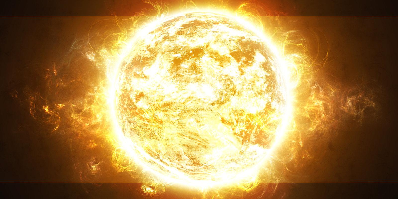1600x800 Realistic Sun Drawing