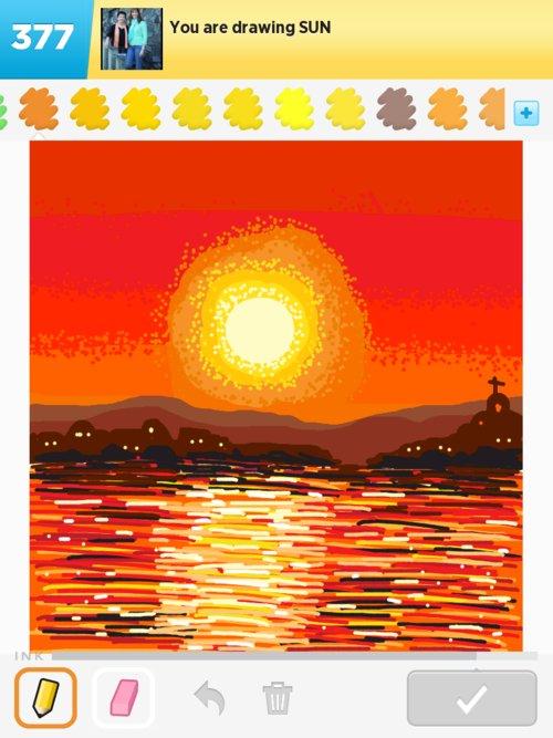 500x667 Sun Drawings