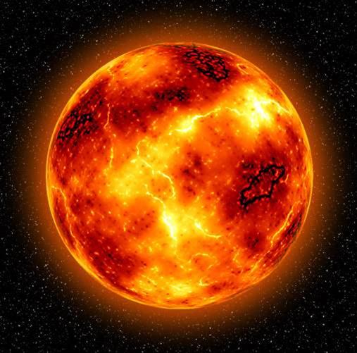 507x501 Realistic Sun Drawing