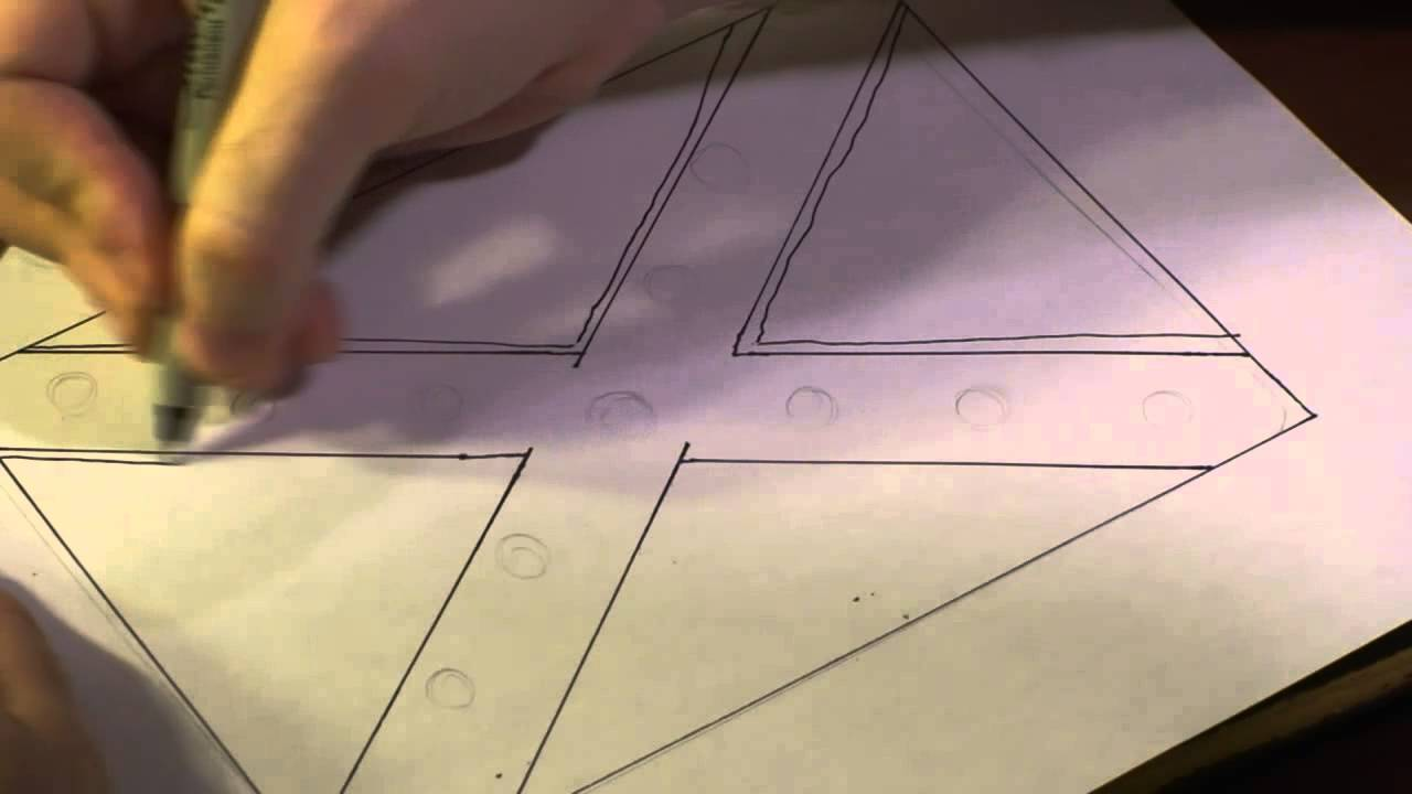 1280x720 How To Draw A Rebel Flag