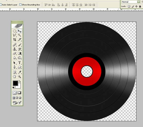 600x533 How To Create Record Disc Wallpaper Drawing Techniques