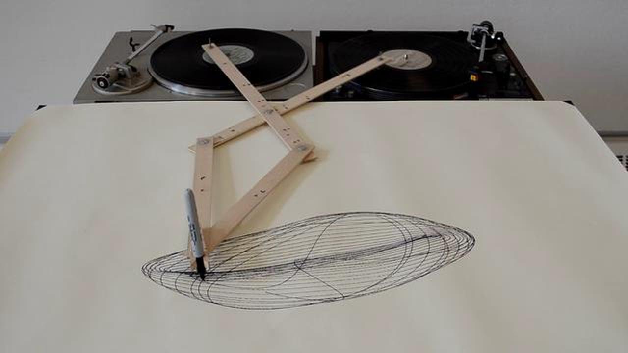 1280x720 Robert Howsare Drawing Apparatus On Vimeo