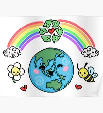 210x230 Reduce Reuse Recycle Drawing Posters Redbubble