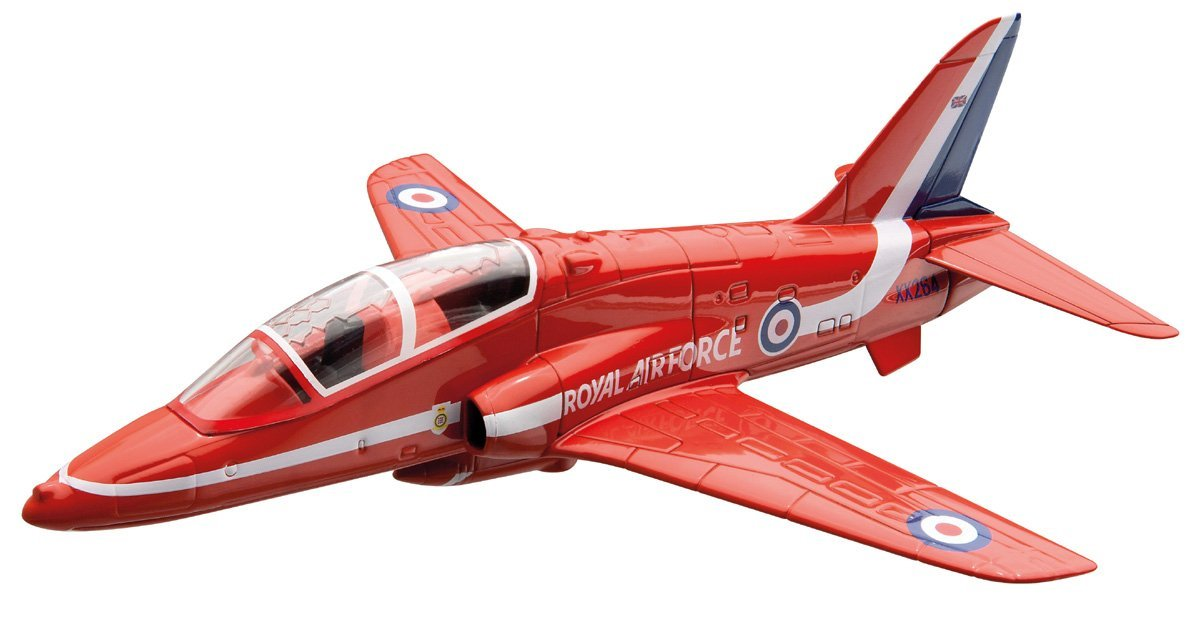 1200x644 Corgi Cc99301 Bae Hawk Flight Diecast Vehicle, Red