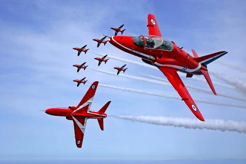 500x333 Red Arrows Sand In Your Eye