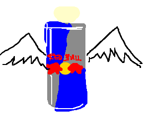 300x250 Red Bull Gives You Wings!