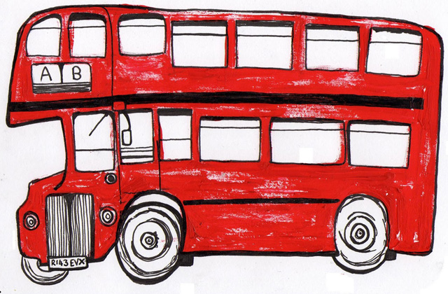 640x420 Jump On Free Big Red Bus And Help Charlton's Children