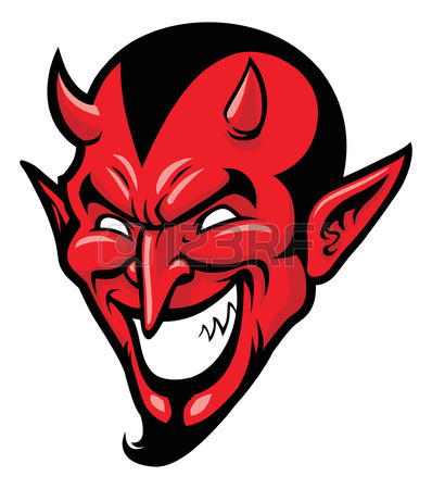 398x450 Red Devil Stock Photos. Royalty Free Business Images