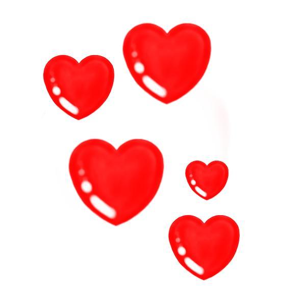 600x600 Heart Drawings