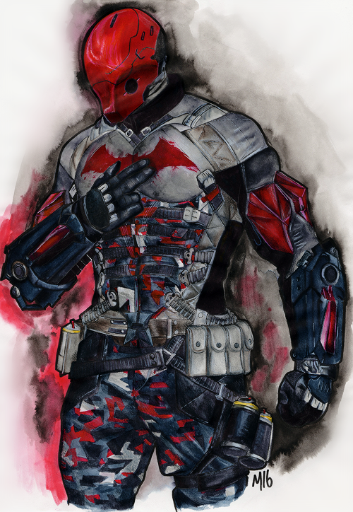 500x724 Mrjasontodd Scanned This Red Hood Drawing, Enjoy! D Red Hood