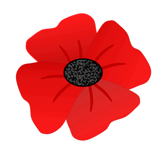 Red poppy flower drawing at getdrawings free for personal use 527x488 red poppy flower clipart mightylinksfo Gallery