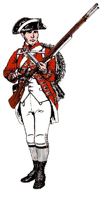 345x672 33rd Regiment Of Foot Fusilero