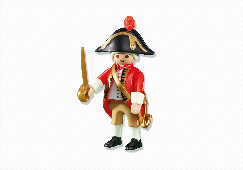 1000x700 British Redcoat General (D)