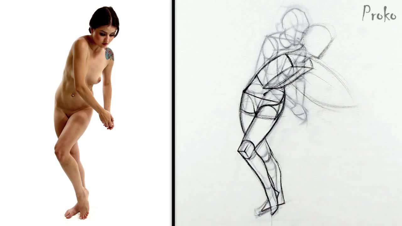 1280x720 Pictures Figure Drawing Reference,