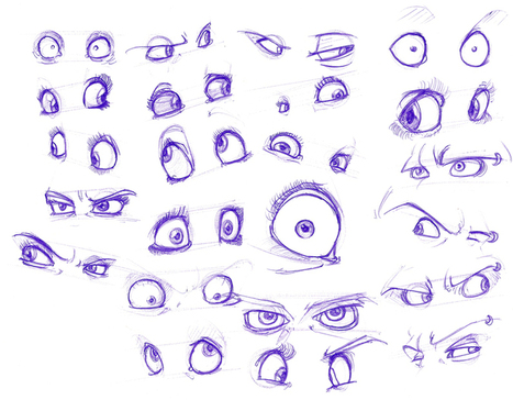 467x364 Pictures Eye Drawing Reference,