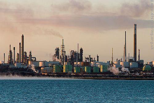 500x333 Fawley Refinery