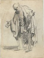 150x196 List Of Drawings By Rembrandt