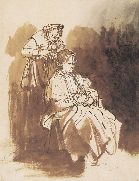461x600 Understand The Genius Of Rembrandt With These Drawing Tutorials