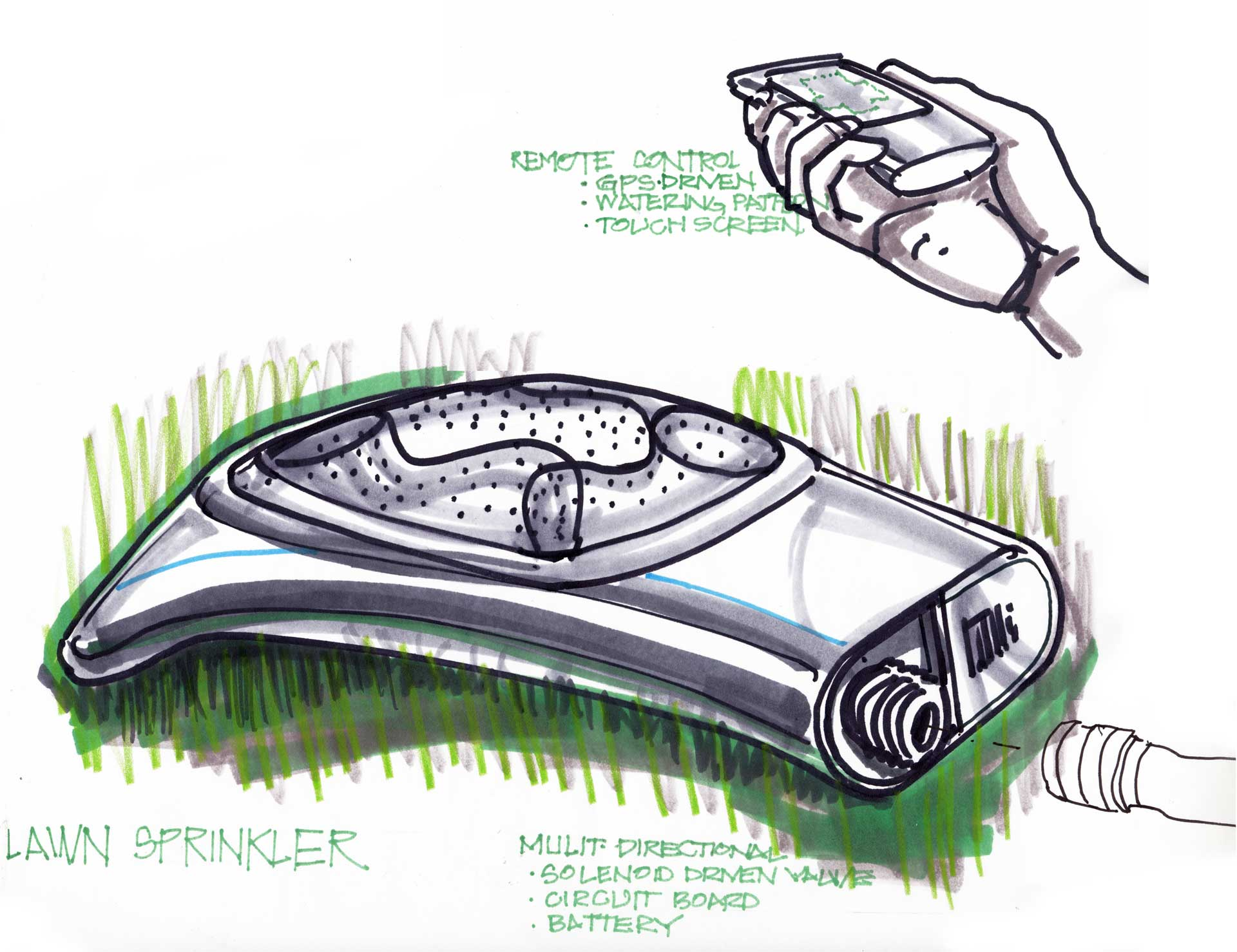 1920x1478 Remote Control Sprinkler