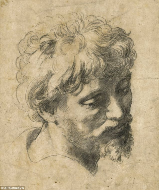 634x756 Image Result For Black Chalk Drawings In The Renaissance Period
