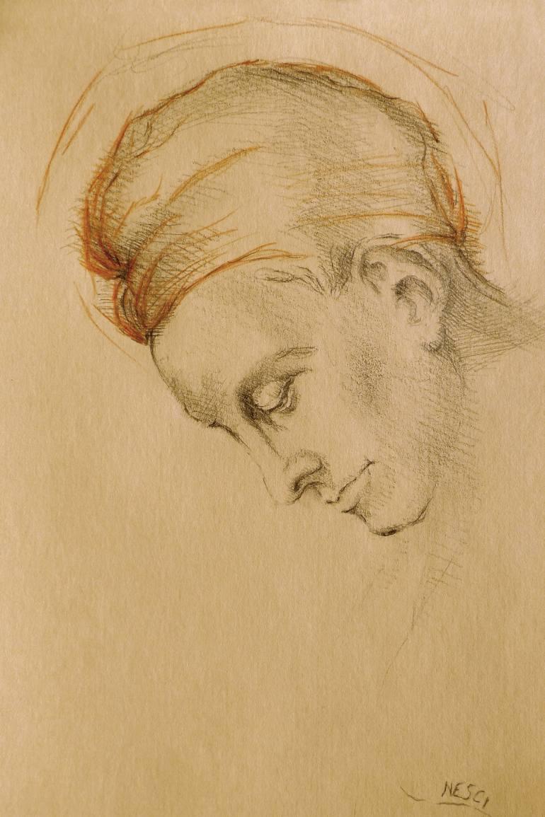 770x1155 Saatchi Art Inspired By Michelangelo