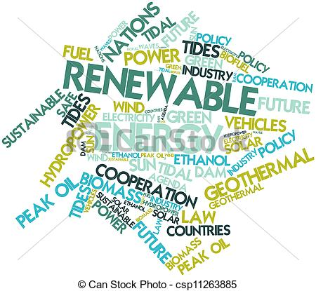 450x415 Abstract Word Cloud For Renewable Energy With Related Tags