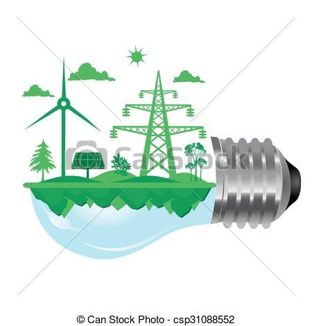 450x470 Sustainable Development Eco Concept, Renewable Energy