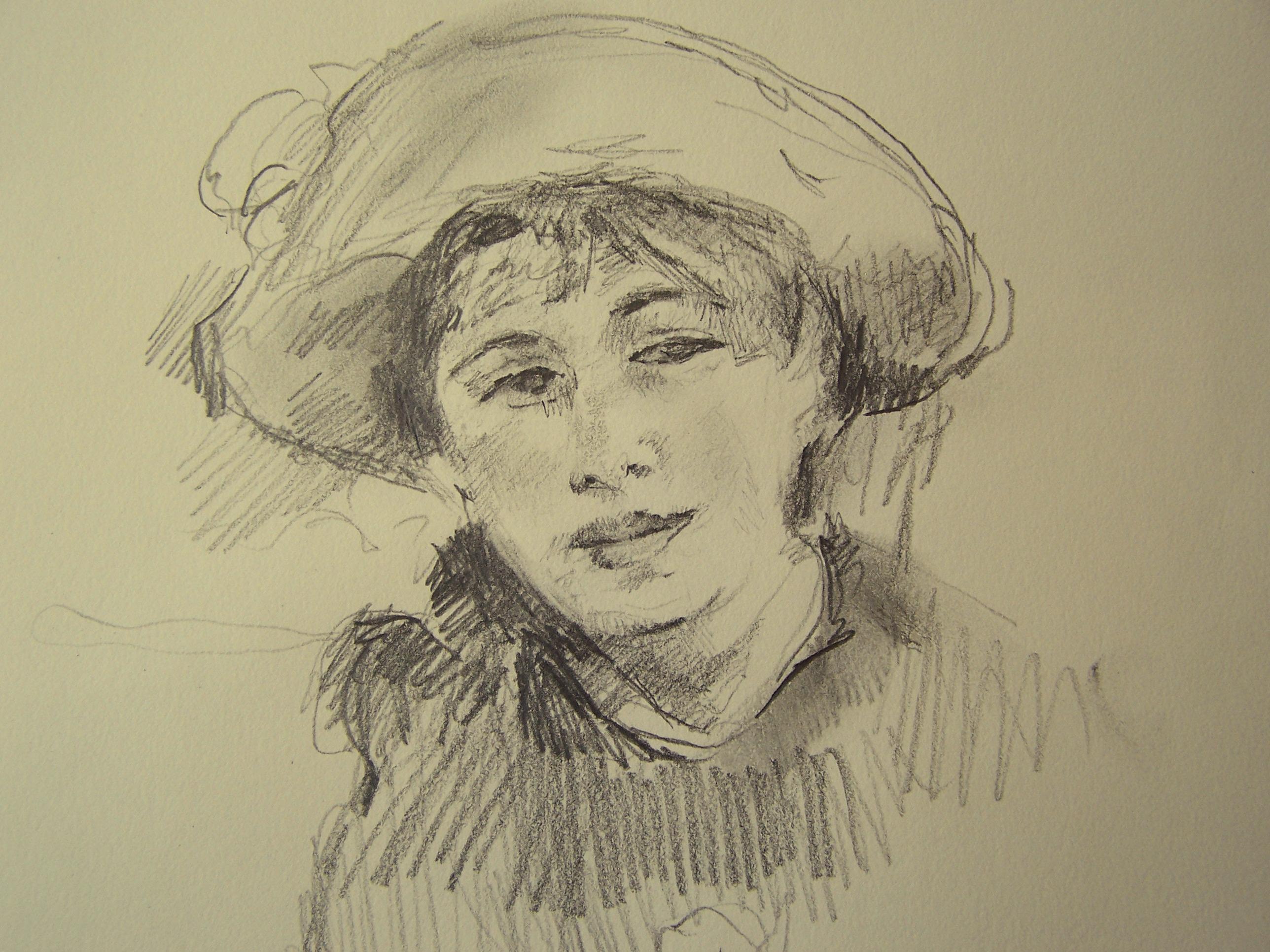 2576x1932 Thinking About Renoir Renoir, Pierre Auguste Renoir And Drawings