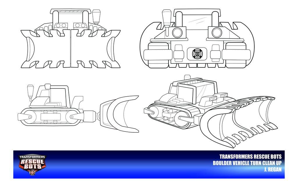 Rescue Bots Optimus Prime Coloring Pages - Bltidm