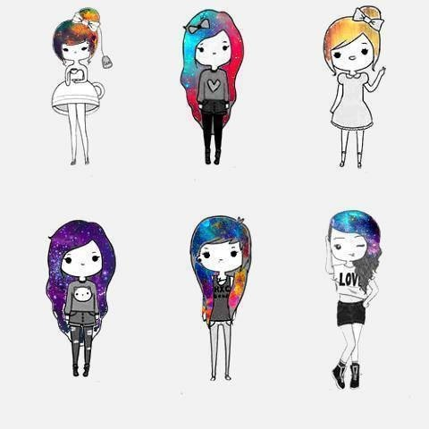 480x480 Every Girl Has Her Own Style, Respect That Art Amp Illustration