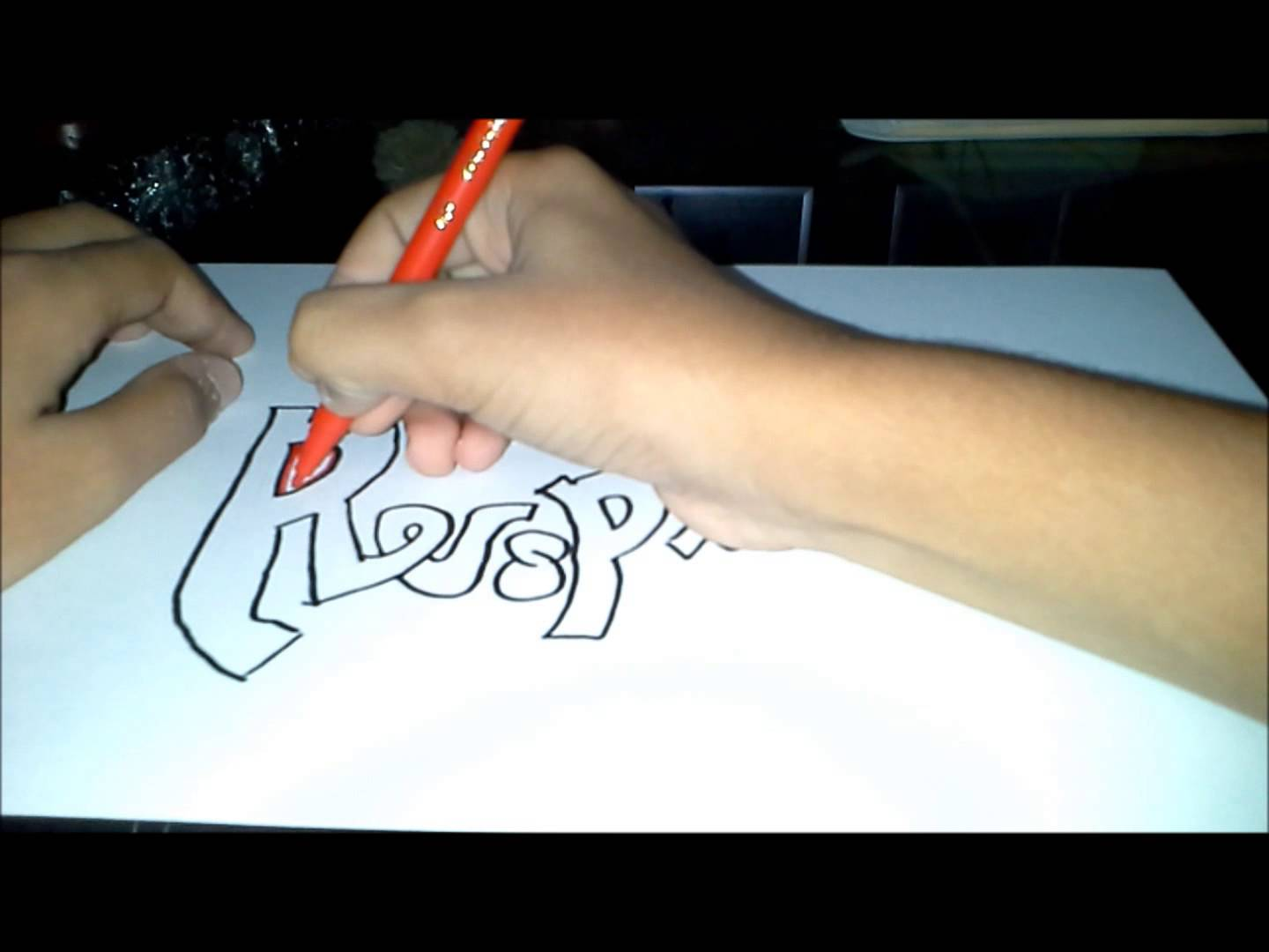 1440x1080 How To Draw Graffiti By { Youssef ( Joey80 ) }