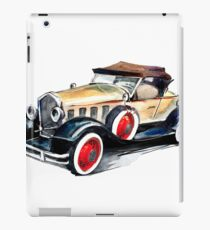210x230 Retro Car Drawing Ipad Cases Amp Skins Redbubble
