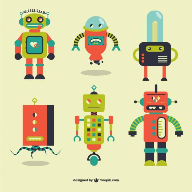 626x626 Robot Vector Vectors, Photos And Psd Files Free Download