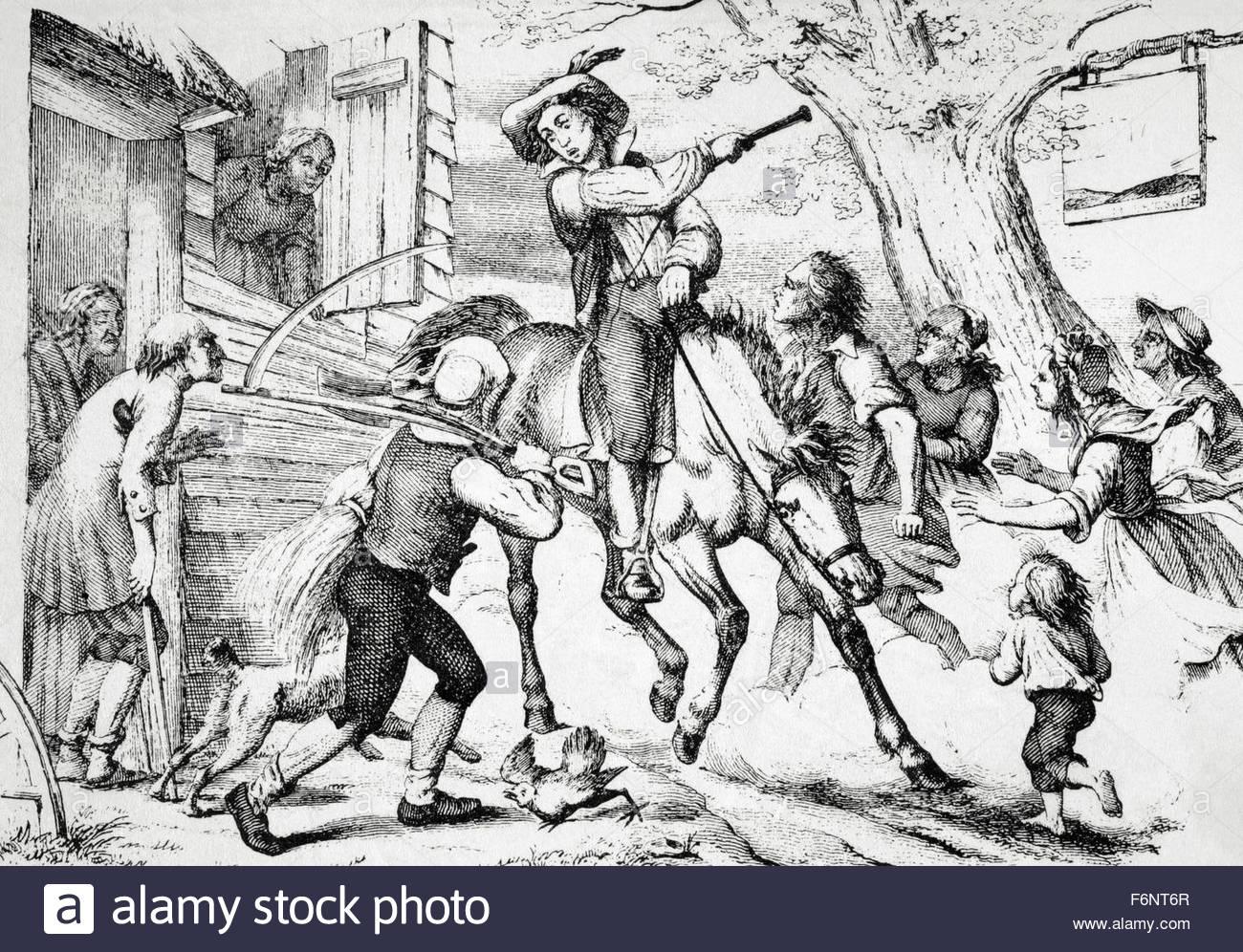 1300x996 American Revolutionary War (1775 1783). The Citizens Of New York