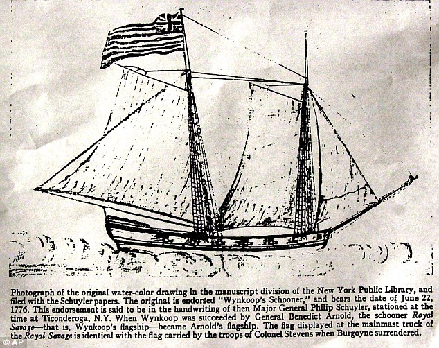 634x502 Revolutionary War Ship Handed Back To Navy For Independence Day