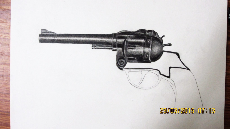 1500x842 Classic Revolver Tutorial Home Swaroop's Artwork