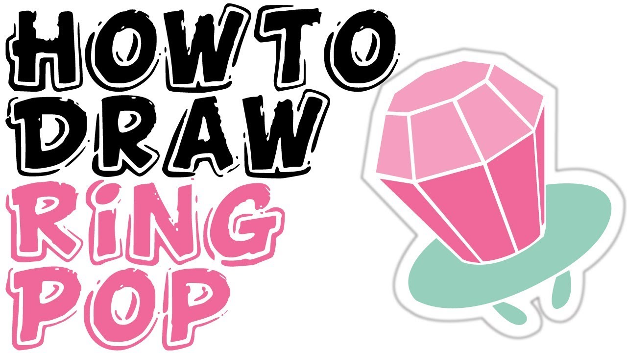 Ring Pop Drawing at GetDrawings.com | Free for personal use Ring Pop ...